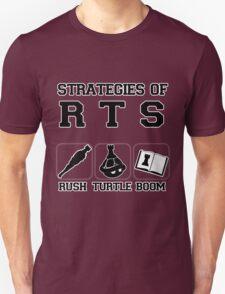 Rush Turtle Boom Unisex T-Shirt