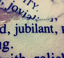 jubilant~ by Brandi Burdick