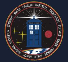 TRDS-12 Mission Patch Kids Clothes