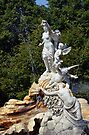 Cliveden Fountain by Carol Bleasdale