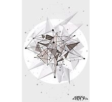 The Abstract Paradox Photographic Print