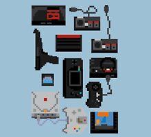 Pixel History - Sega Unisex T-Shirt
