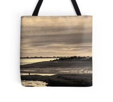 Landscape, Waterfoot, Solway firth, Lake district hills Tote Bag