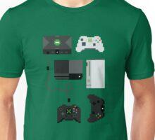 Pixel History - Xbox Unisex T-Shirt