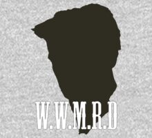 W.W.M.R.D Silhouette  by CRDesigns