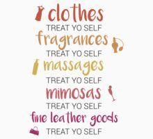 Treat Yo Self by slitheenplanet