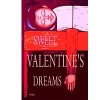 SWEET VALENTINE'S DREAMS Photographic Print