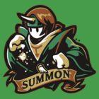 Cast A Summon by WinterArtwork