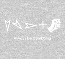 Always be Comboing! Kids Clothes