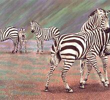 Savannah Stallions by HandsonHart