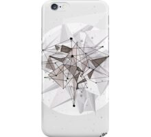 The Abstract Paradox iPhone Case/Skin