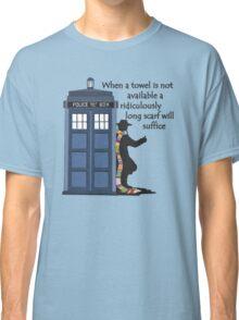 Hitch-hiking Doctor Classic T-Shirt