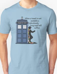 Hitch-hiking Doctor Unisex T-Shirt