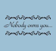 Nobody Owns You - Doccubus - Lost Girl by Amanda Vontobel Photography