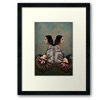 Cocoon 2 Framed Print
