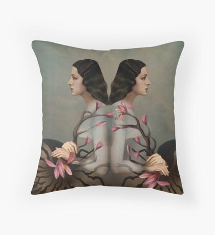 Cocoon 2 Throw Pillow