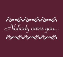 Nobody Owns You - Doccubus - Lost (version 2) by Amanda Vontobel Photography