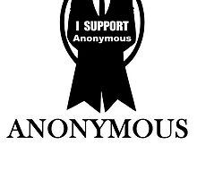 I Support Anonymous by kwg2200