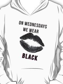 On Wednesdays T-Shirt