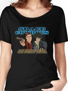 Space Cowboys Spike & Mal Women's Relaxed Fit T-Shirt