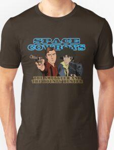 Space Cowboys Spike & Mal T-Shirt