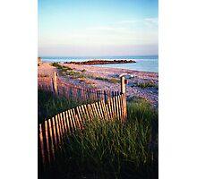 Summer Beach Photographic Print