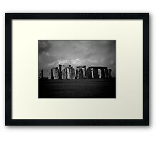 Mystery of the Ancients Framed Print