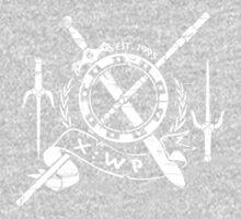 Xena Warrior Princess Shirt - Grey by Allison Bair