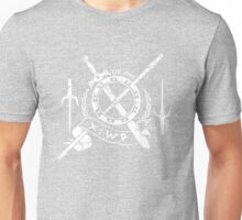 Xena Warrior Princess Shirt - Grey Unisex T-Shirt