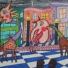 Drunken Desire by George Hunter