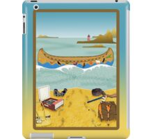 Ipad: Canoe to Moonrise Kingdom iPad Case/Skin