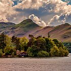 Across The Lake To Catbells by Roger Green