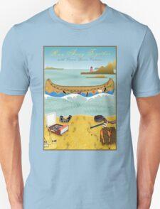 Tee: Canoe to Moonrise Kingdom T-Shirt