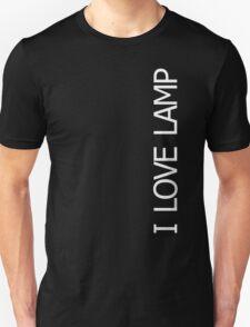 Anchorman: The Legend Of Ron Burgundy - I Love Lamp Unisex T-Shirt