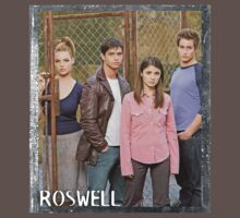 Roswell TV Shirt by famedazed