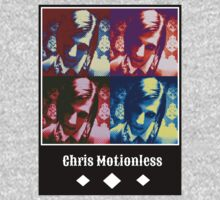 Chris Motionless PopArt by Victoria  McMillan