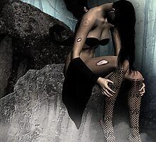 Angel With The Scabbed Wings by Raven Schofield_Blackheart