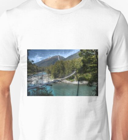 0090 Bullers Gorge Footbridge T-Shirt