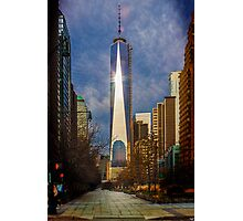 One World Trade Center Photographic Print
