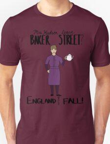 Mrs. Hudson (Light Colors) T-Shirt