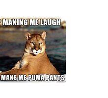 Puma Pants by mermishh