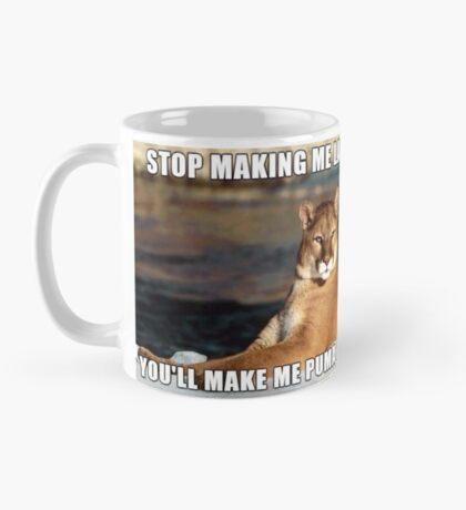 Puma Pants Mug