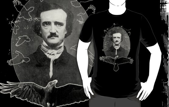 Edgar Allan Poe  by scott allison