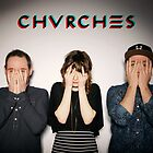 CHVRCHES #2 by forbiddenforest