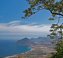 Erice, Sicily v3 by JMChown