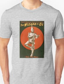 Tin Man - Wizard of Oz Unisex T-Shirt