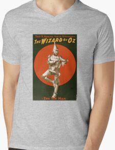 Tin Man - Wizard of Oz Mens V-Neck T-Shirt