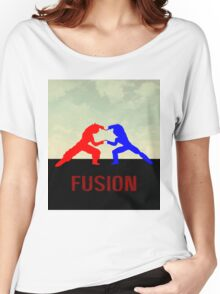Fusion Women's Relaxed Fit T-Shirt