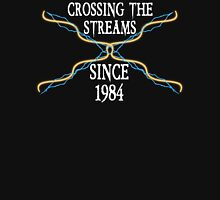 Crossing The Streams Since 1984 Unisex T-Shirt