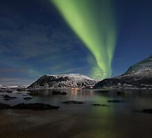 Northern Light Beach by striberny